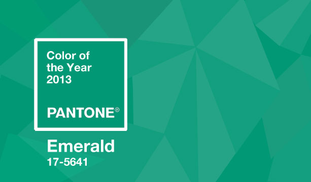 Pantone Color Of The Year Emerald